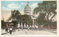 City Hall 1907 Norfolk VA