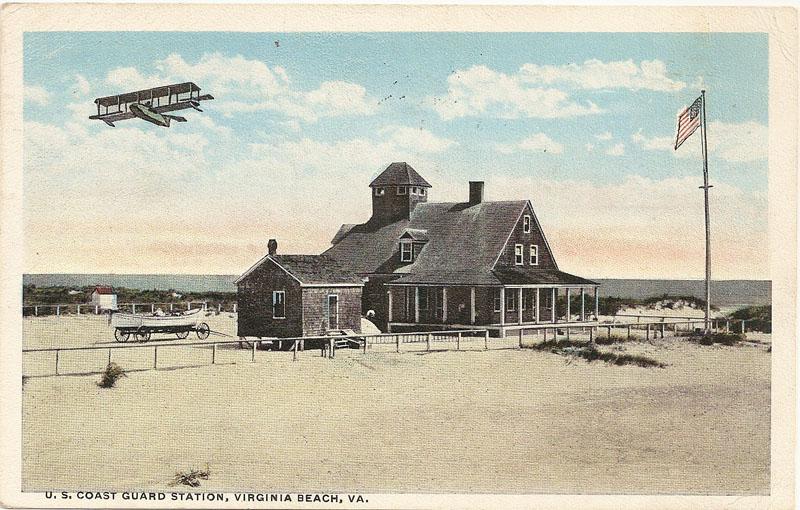 Coast Guard Station Virginia Beach