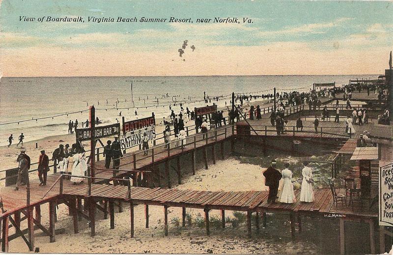 First Colonial Rd Virginia Beach Va