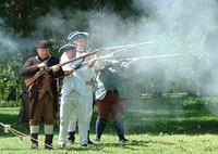 Revolutionary War Militia